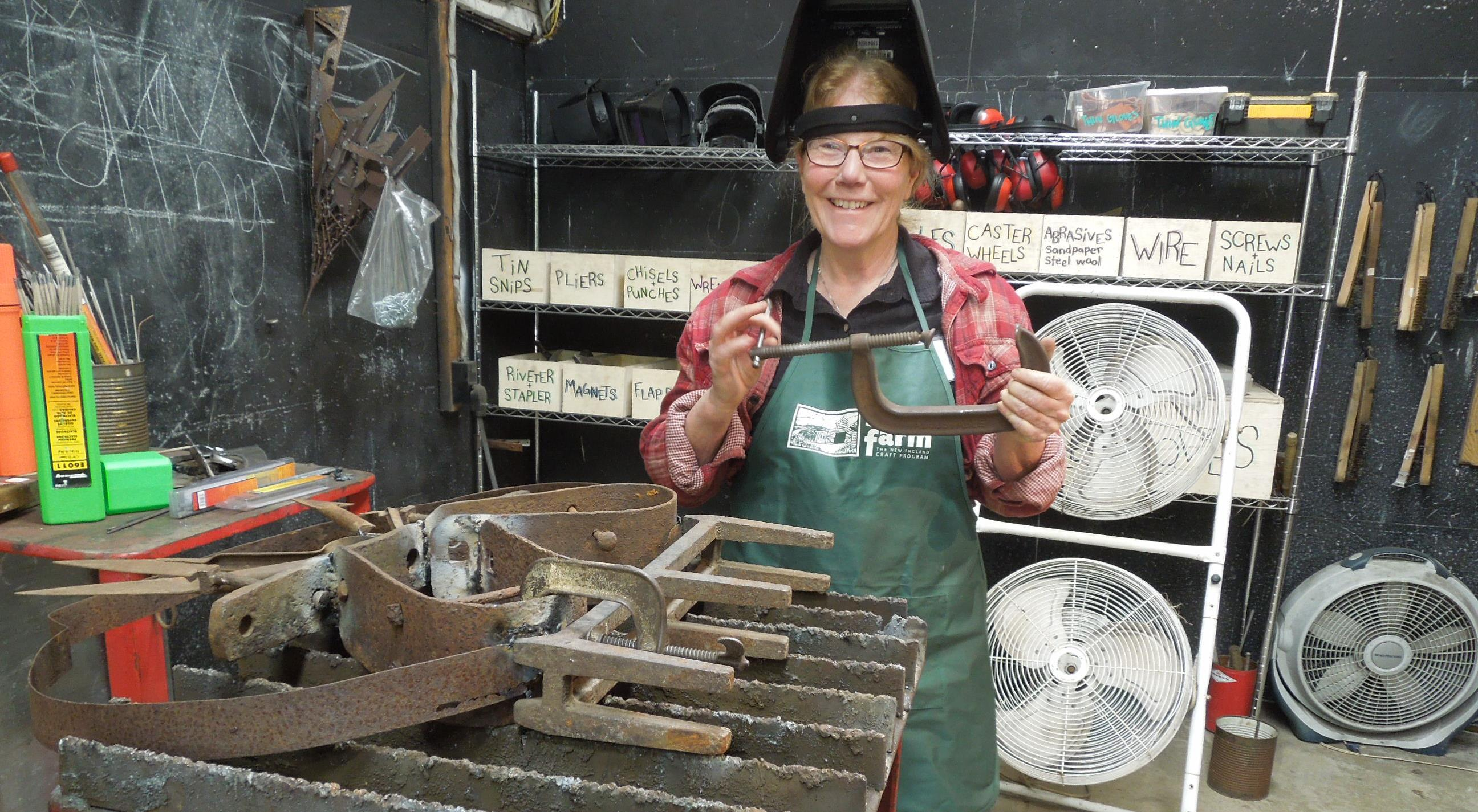welding workshops, women and welding