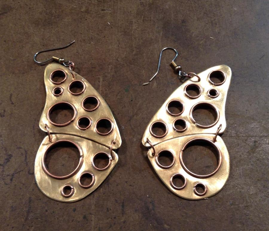 Learn Metalsmithing High School Art Program Summer Age