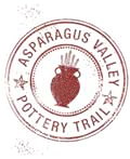 asparagus valley pottery trail, western mass pottery trail, lefty's brewery