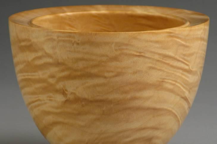 Rick Angus, Woodturning Bowls