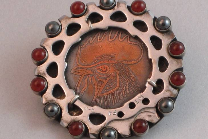 Metalsmithing & Jewelry. Sarah Doremus. Tell Your Story with Mixed Media Jewelry
