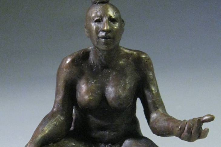 Valerie Gilman, Vitality and Meaning: Clay Figures