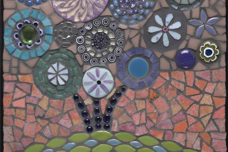Lisa Houck, The Art of Mosaics