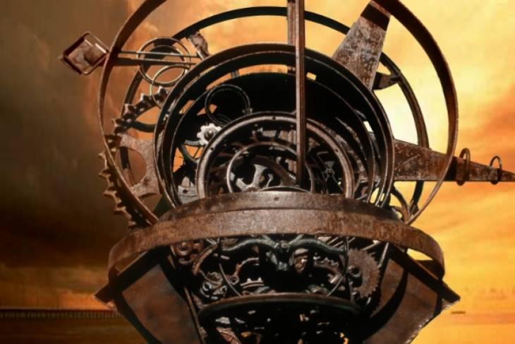 Welding. James Kitchen. Welded Sculpture with Found Materials