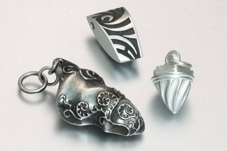 Terry Kovalcik, Hollow Forms with Metal Clay, Metalsmithing, Jewelry