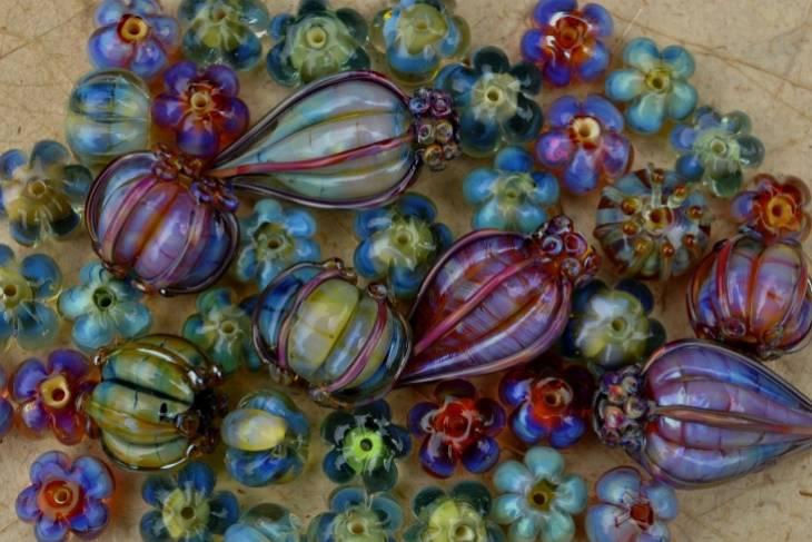 Libby Leuchtman, Beginning Beads and Beyond, Flameworking