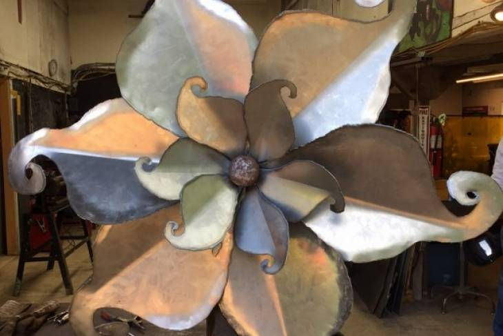 Welding. Michael Martindell. Steel Magnolias, Welding Beginner Barn Party
