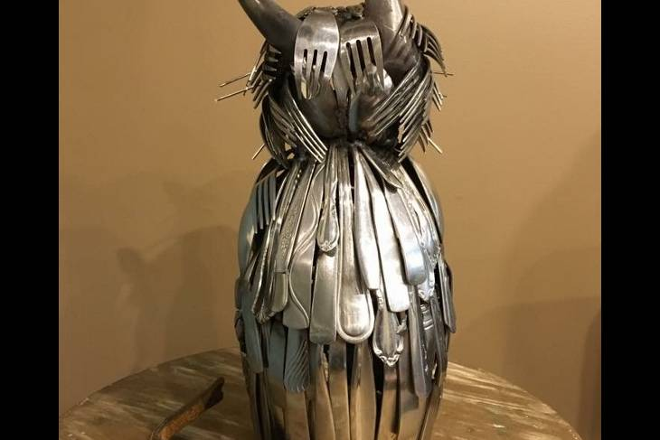 Trisha Moody-Bourbeau, Creature Creation: Bringing Metal Sculpture to Life