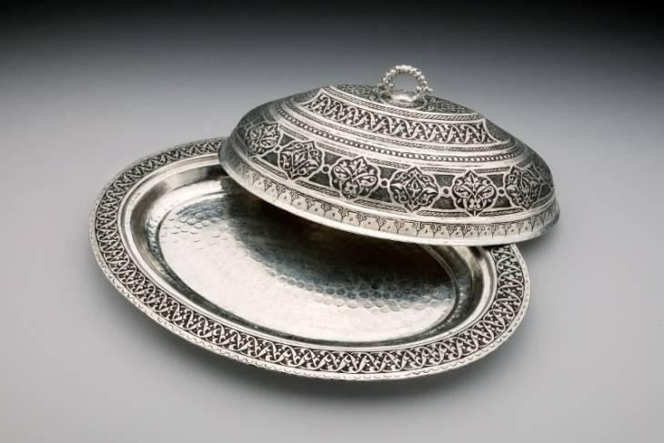 Metalsmithing & Jewelry. Martin Moon. Turkish Metalsmithing