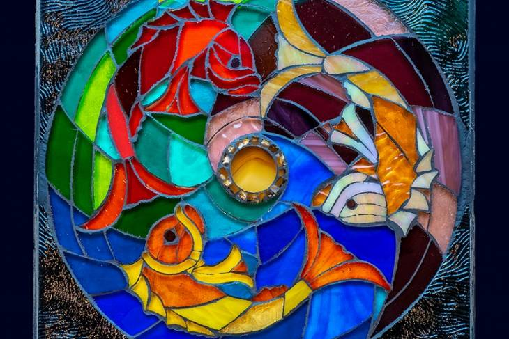 Sam Myers, Glass Mosaics