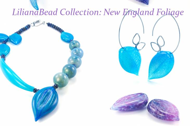 artisan jewelry, glass bead jewelery, handmade jewelry