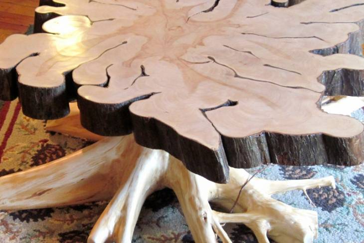 Mark Nicholson, Rustic Furniture for the Home and Garden