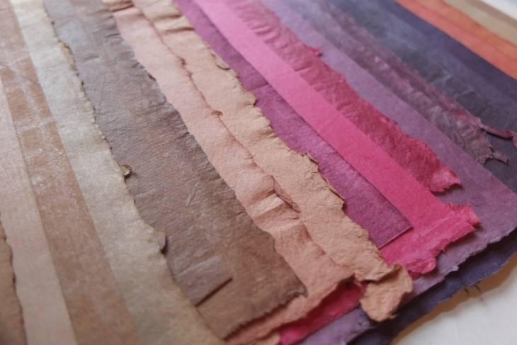 2D & Mixed Media. Radha Pandey. Indo-Islamic Papermaking & Bookbinding