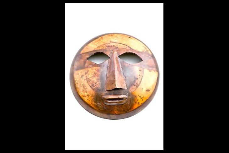 Welding. Kamil Peters. Mask Making in Steel