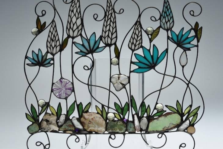 Glass. Annukka Ritalahti. Sea Glass Pebbles & Glass