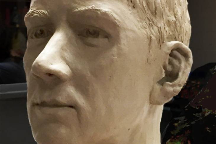 Jim Rosenthal, Sculpting Portraits in Clay