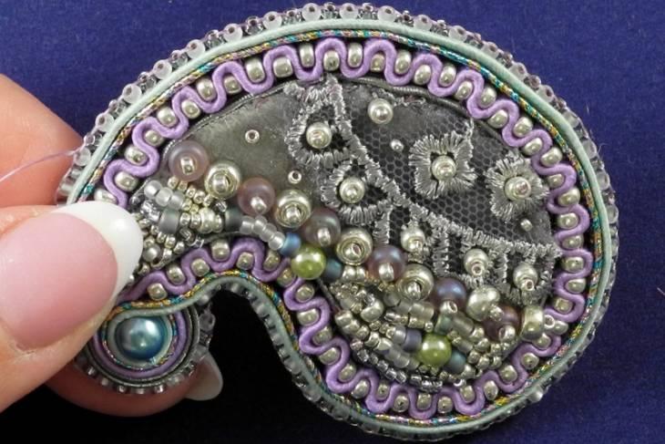 Metalsmithing & Jewelry. Amee Sweet-McNamara. 50 Shades of Pai(sley)