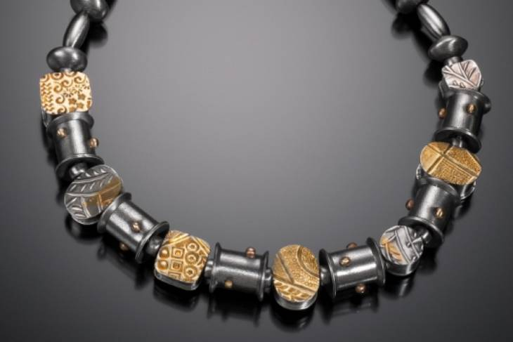 Metalsmithing & Jewelry. Pauline Warg. Metal Beads: Wearable Hollow Forms
