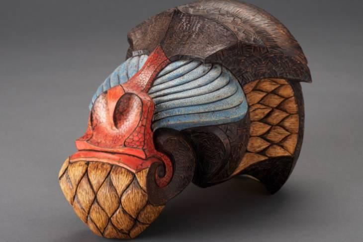 Derek Weidman, Sculpting on a Wood Lathe, Woodworking