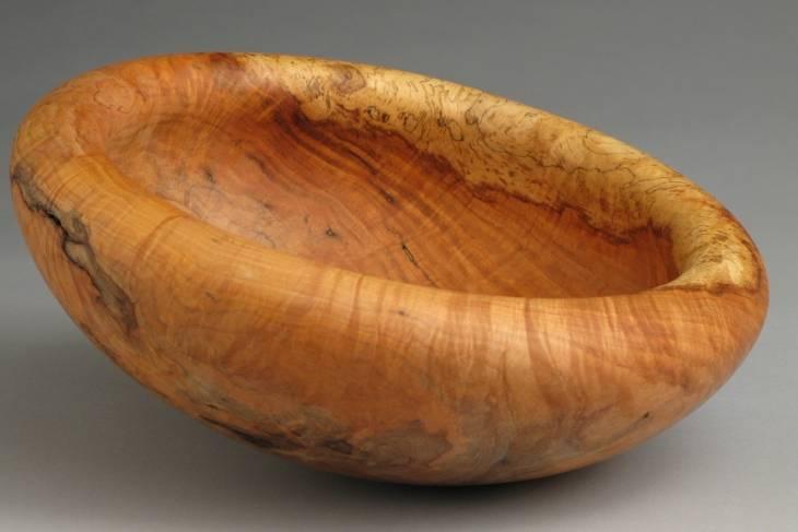 Rick Angus, Root Balls and Burls, Woodturning
