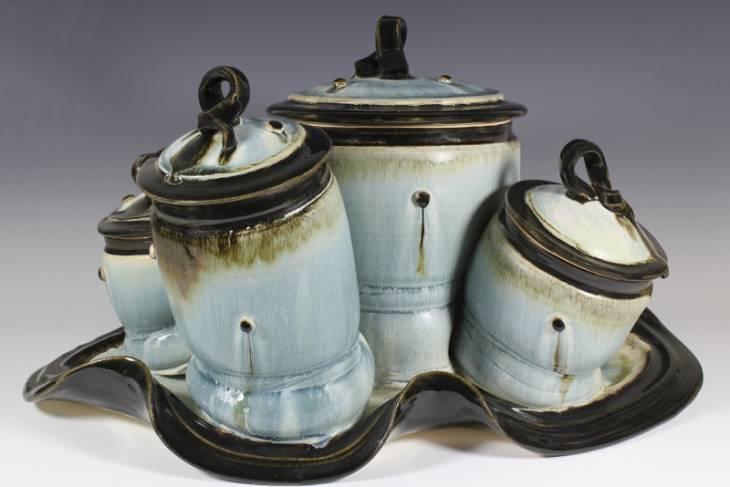 Ceramics. Steve Loucks. Create Your Own Glaze