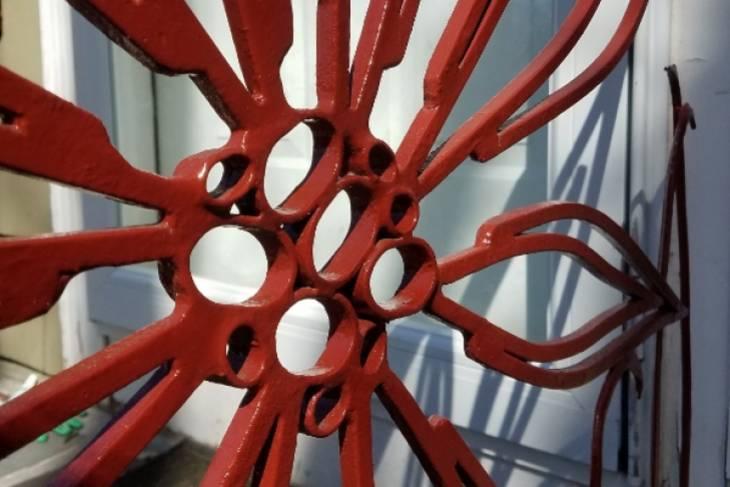 Alaina Mahoney, Make It In Metal, Welding