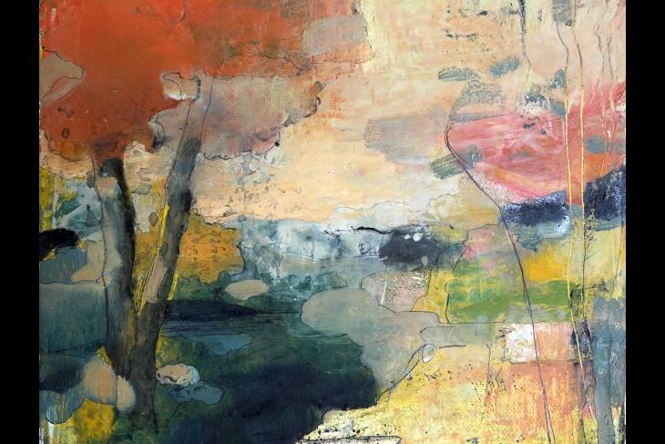 Maggie Mailer, Color as Conversation in Painting