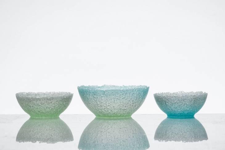 Glass. Jessi Moore. Intro to Pate de Verre