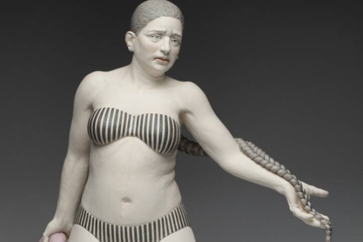 Claudia Olds Goldie, The Expressive Figure in Clay, Ceramics