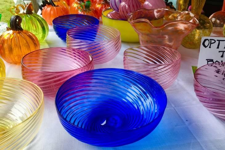 Jesse Rasid, Summer Nights Glass Intensive: Optic Molds