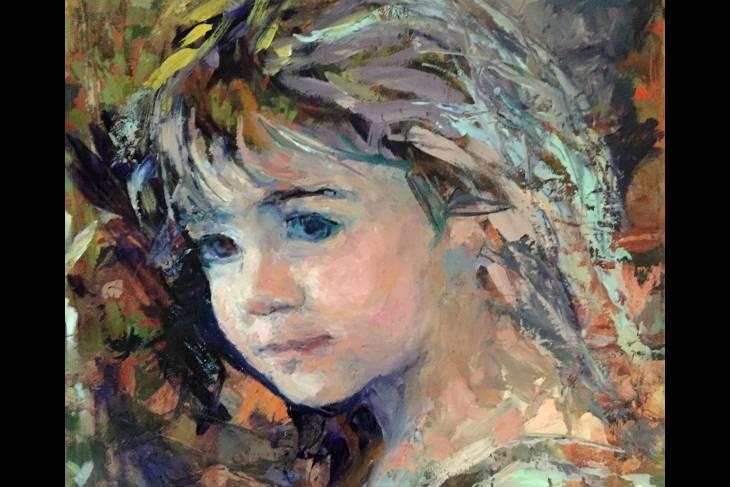 2D & Mixed Media. Cynthia Rosen. Intro to Oil Painting