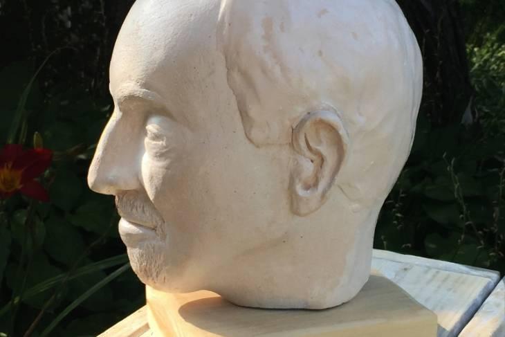 Ceramics. Jim Rosenthal. Sculpting Portraits in Clay
