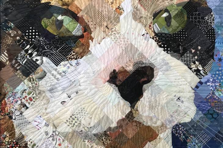 Timna Tarr, Mosaic Quilting
