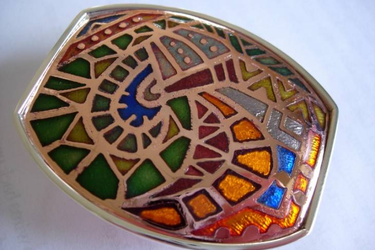 Pauline Warg, Discover The World of Torch-Fired Enamels, Metalsmithing, Jewelry