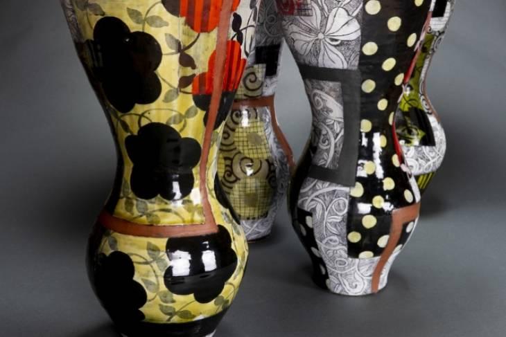 Adero Willard, Let's Pattern! Let's Color! Ceramics