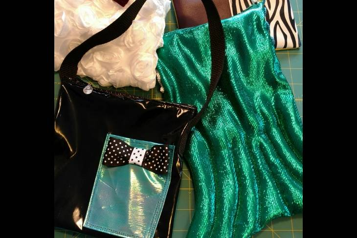 Andrea Zax, Sewing 101: Bags and Purses