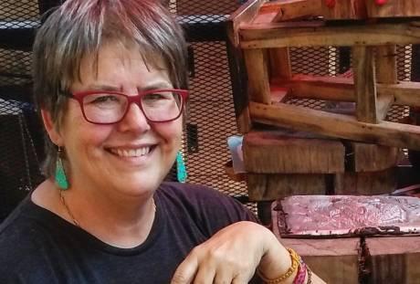 Karen Christians, Metalsmithing and Jewelry