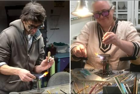 Kristin Kearns and Len Keeler, That Inner Glow: Creating Lampwork Beads for LED Illumination, Flameworking