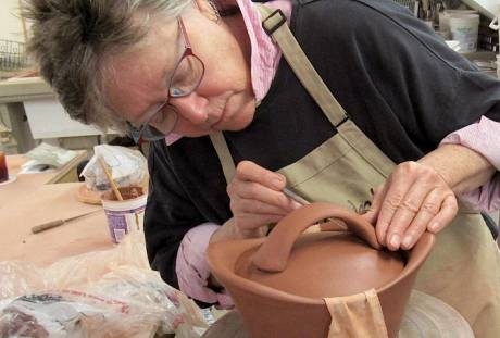 Ceramics. Robbie Lobell