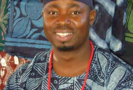Fiber & Baskets. Gasali Adeyemo