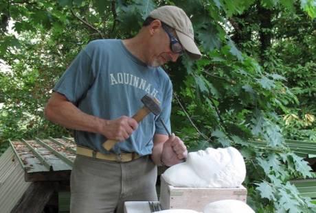 Ceramics. Jim Rosenthal