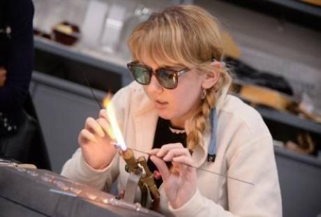 Roxann Slate, Flameworking