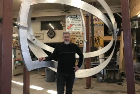 Charles Wiemeyer, Welding/Welded Sculpture