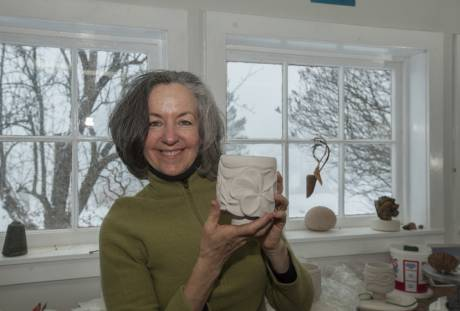 Leslie Ferst, Ceramics