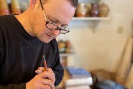 Tyler Gulden, Ceramics