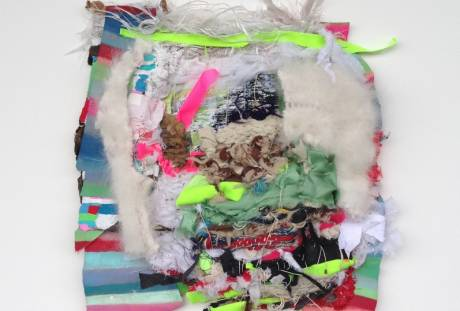 Fiber & Baskets. Jen Simms. Experimental Weaving: Mixed Media Tapestries