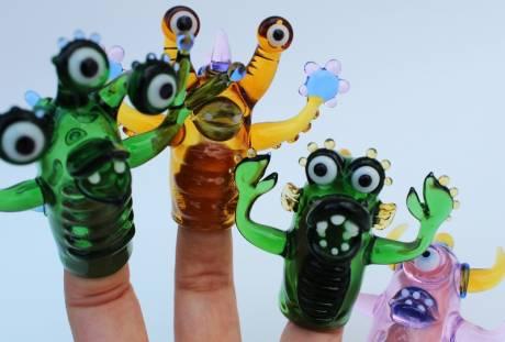 Glass. Caterina Urrata Weintraub. Critters & Creatures in Glass