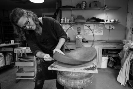Jerilyn Virden, Ceramics