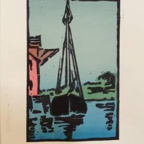 Japanese Woodblock Printing, Matt Brown