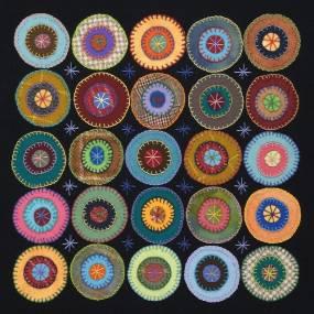 Liz Alpert Fay, Contemporary Penny Rugs